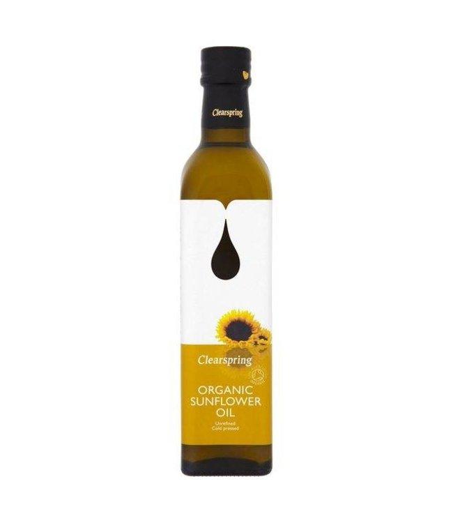 Clearspring C/Spring ORG Sunflower Oil 500ml MED 500ml