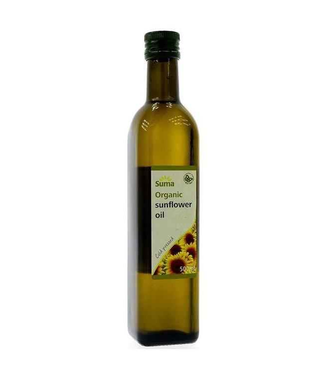 Suma Sunflower Oil - Organic