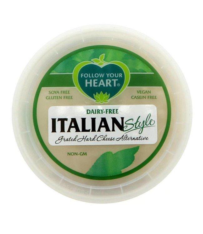 Follow Your Heart Follow Yr Heart ItalianStyle(wasParmesan)Shredded 118g