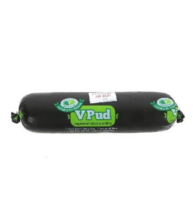 The Real Lancashire Pudding Co Vegetarian Black Pudding 200g