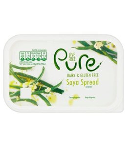Pure PURE Soya Spread 500g