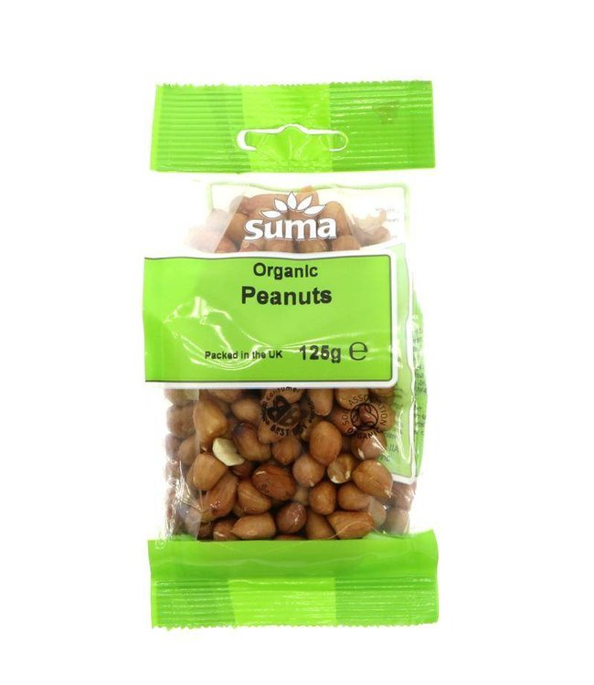 Peanuts - Organic