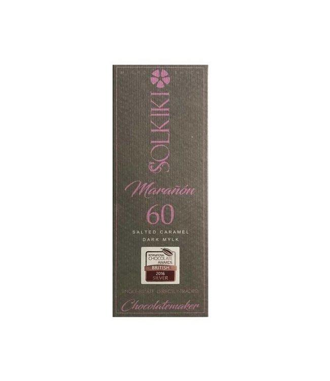 Solkiki Maranon Dark Salted Milk 60% 56g