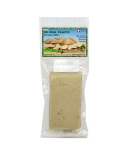 Vegusto Vegusto No Moo Herb Cheese (Vegan) 200g