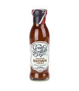 Great British Sauce Co Great British Proper Brown Sauce 305g