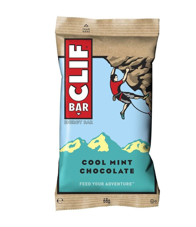 Clif Clif Cool Mint Chocolate 68g