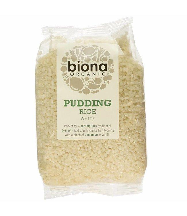 Biona Biona Organic White Pudding Rice 500g