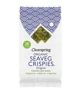 Clearspring Clearspring Seaveg Crispies - Original 5g