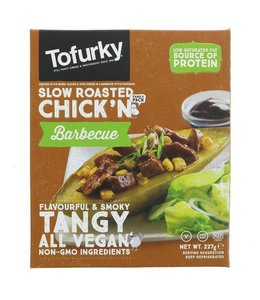 Tofurky Tofurky Barbecue Chick'n 227g