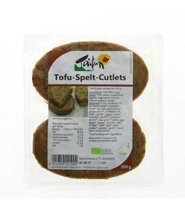 Taifun Organic Taifun ORG Tofu Spelt Cutlet (Sunflower) 200g