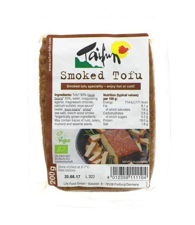 Taifun Organic Taifun ORG Tofu Smoked - Beechwood 200g