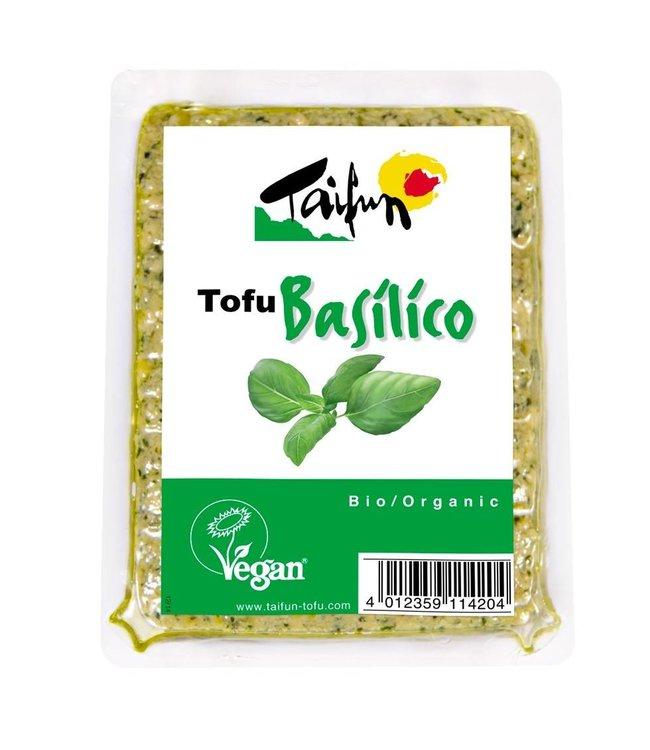 Taifun Organic Taifun ORG Tofu Basilico 200g
