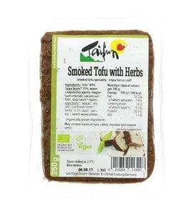 Taifun Organic Taifun ORG Tofu Smoked Herbs 250g