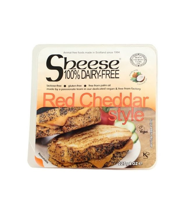 Bute Island Sheese Red Melty Cheddar Sheese 227g