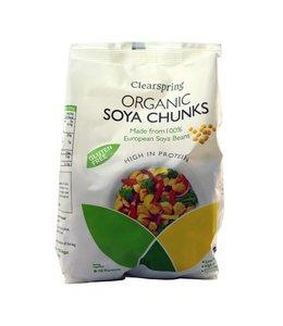 Clearspring Clearspring Organic Soya Chunks 200g