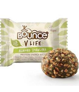 Bounce Bounce V Life Almond Spirulina Protein Ball 40g