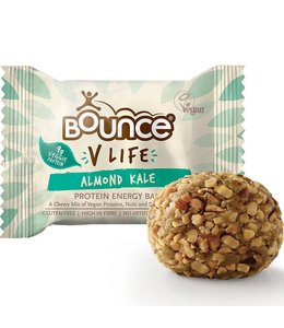 Bounce Bounce V Life  Almond Kale Protein Ball 40g