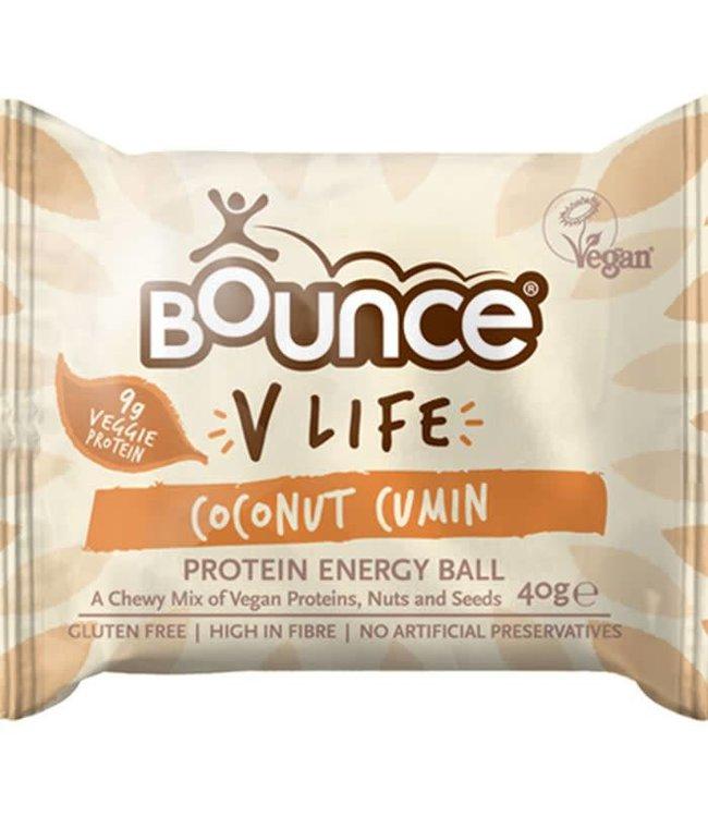 Bounce Bounce V Life Coconut Cumin Protein Ball 40g