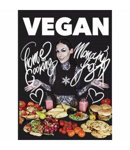 Monami Frost Vegan Home Cooking Cookbook