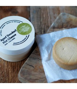 Essential Vegan Essential Vegan - Aged Smoked Nut Cheese 150g