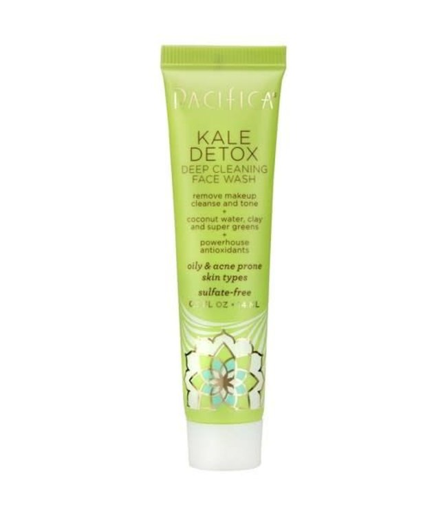 Pacifica Pacifica Kale Detox Cleansing Face Wash 147ml