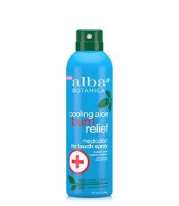 Alba AB Aloe Burn Relief Med Spray 177ml