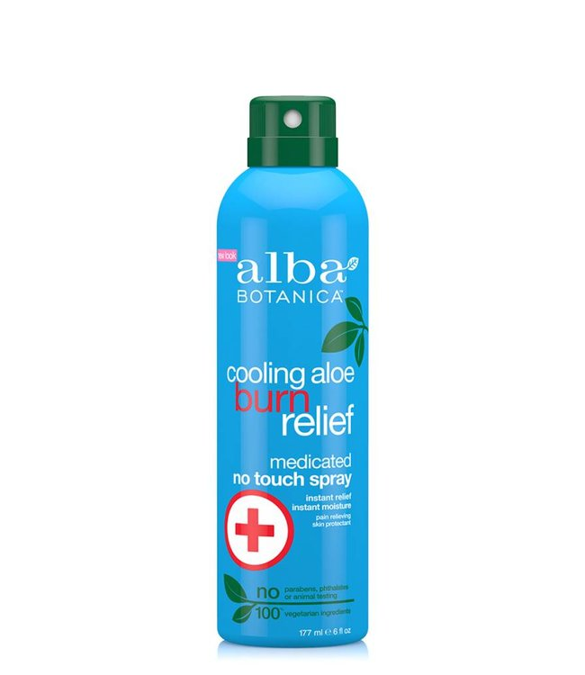 Alba AB Aloe Burn Relief Med Spray 177ml
