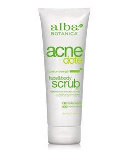 Alba AB Acne Face and Body Scrub 227g