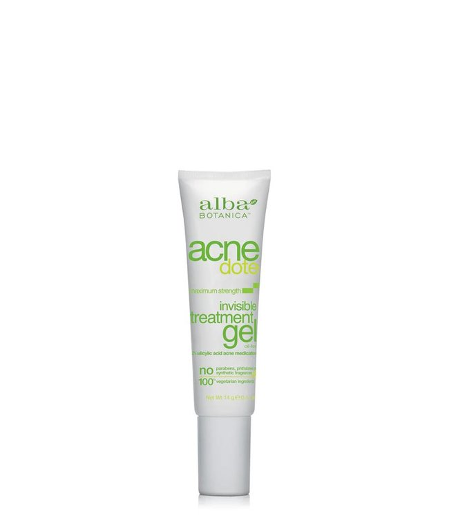 Alba AB Acne Invisible Treatment Gel 14g