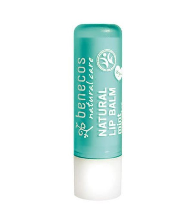 Benecos Natural Lipbalm - Mint