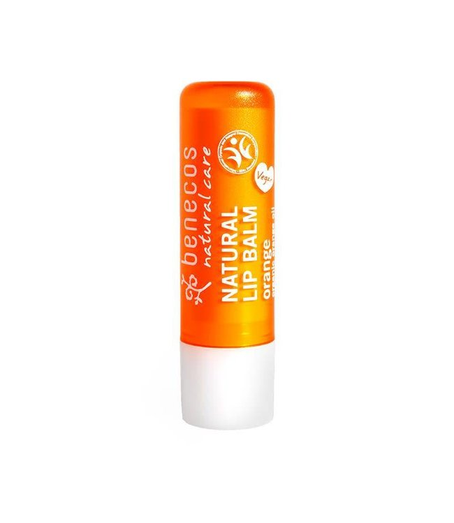 Benecos Benecos Natural Lipbalm Orange 4.8g