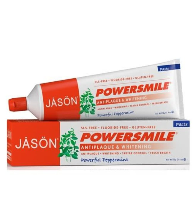Jason Natural Jason Powersmile Toothpaste 170g