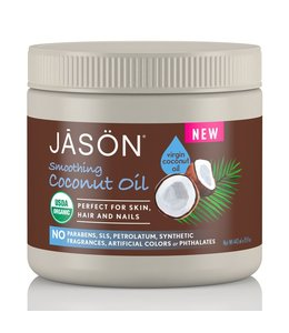 Jason Natural Jason Skin, Hair & Nails Coconut Oil 443ml