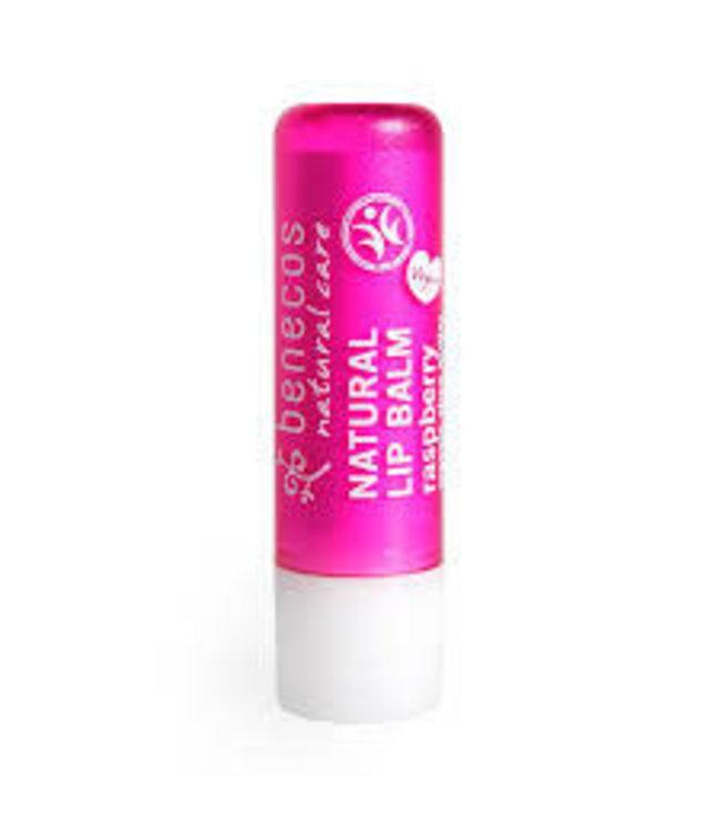 Benecos Benecos Natural Lipbalm - Raspberry 4.8g