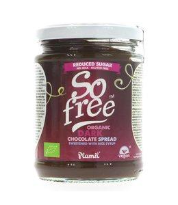 Plamil Organic Chocolate Spread With Rice Syrup 275g Jars