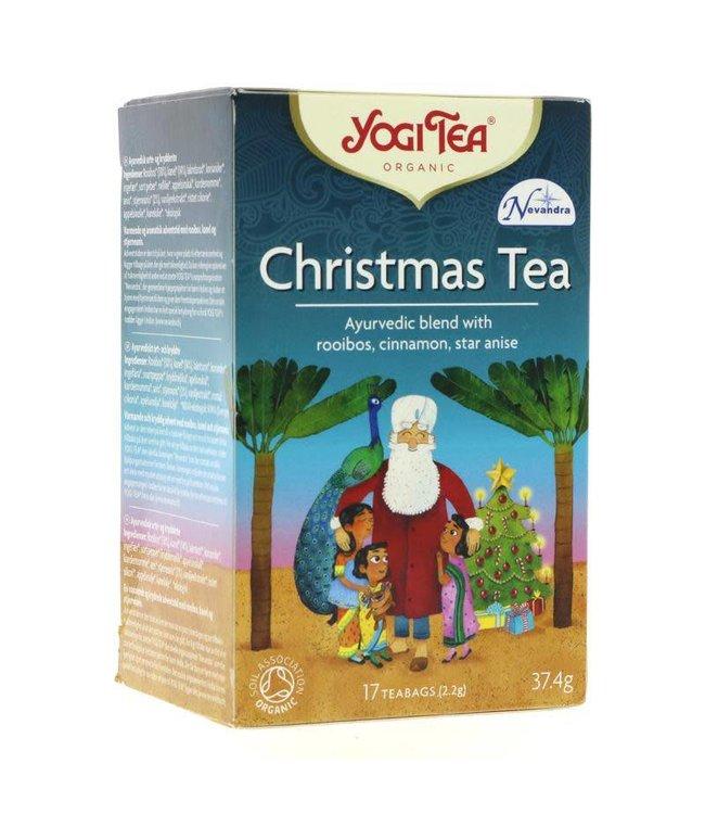 Yogi Org Christmas Teabags