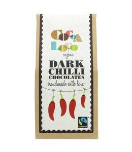 Cocoa Loco Dark Chocolate Cinnamon Chilli 100g