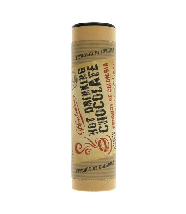 Hasslacher's Hasslacher's Hot Chocolate Craft Tube 200g