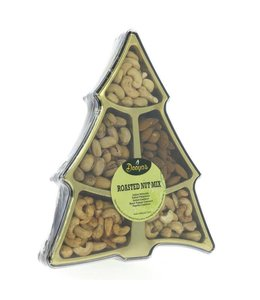 Deeyas Fruit & Nuts Deeyas Fruit & Nut Xmas Tree Tray 250g