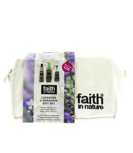 Faith in Nature Faith in Nature Lavender & Geranium Gift Bag