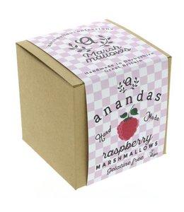 Anadas Raspberry Marshmallows 80g