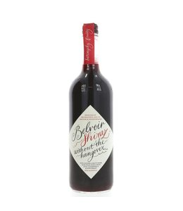 Belvoir Belvoir Red Shiraz 750ml