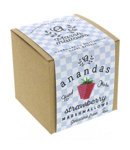 Anadas Strawberry Marshmallows 80g