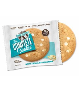 Lenny & Larrys Complete Cookie White Chocolate Macadamia 113g
