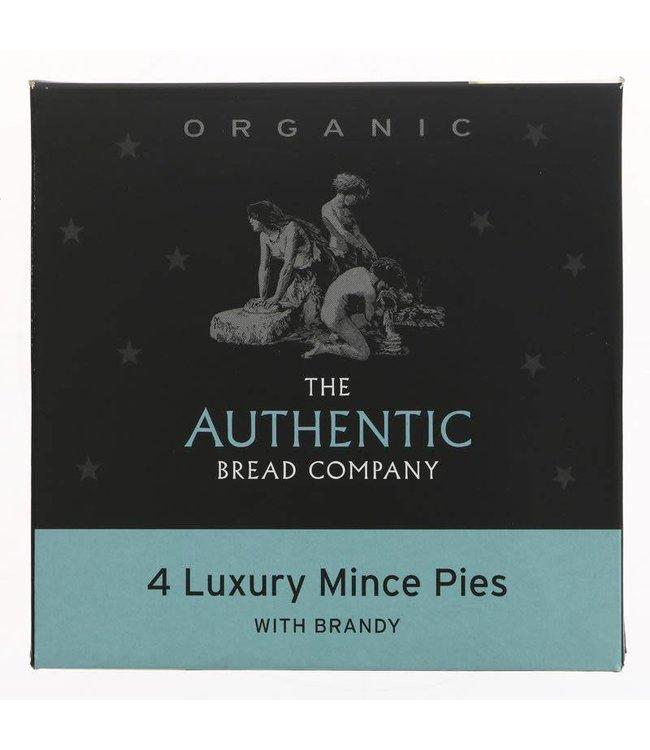 Authentic Bread Company Authentic Bread Company Luxury Mince Pies 200g
