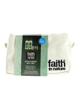 Faith in Nature Faith in Nature Mens Gift bag