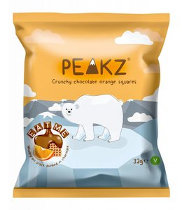 Peakz Peakz Chocolate Orange 32g