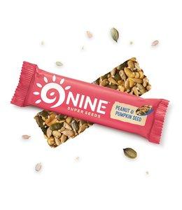 9 Bar 9bar Peanut & Pumpkin Seed 40g
