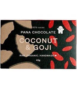 Pana Pana Coconut + Goji 45g
