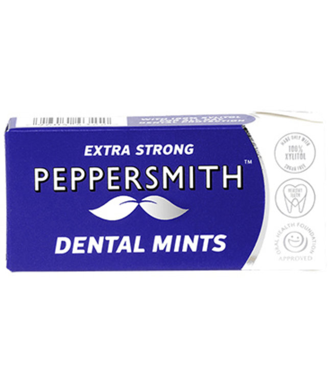Peppersmith Extra Strong Fresh Mints 15g